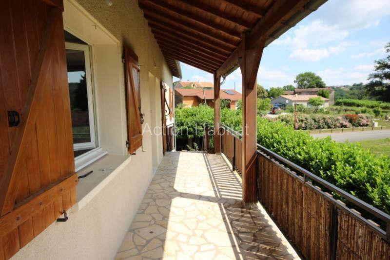 Sale house / villa Laguepie 168000€ - Picture 7
