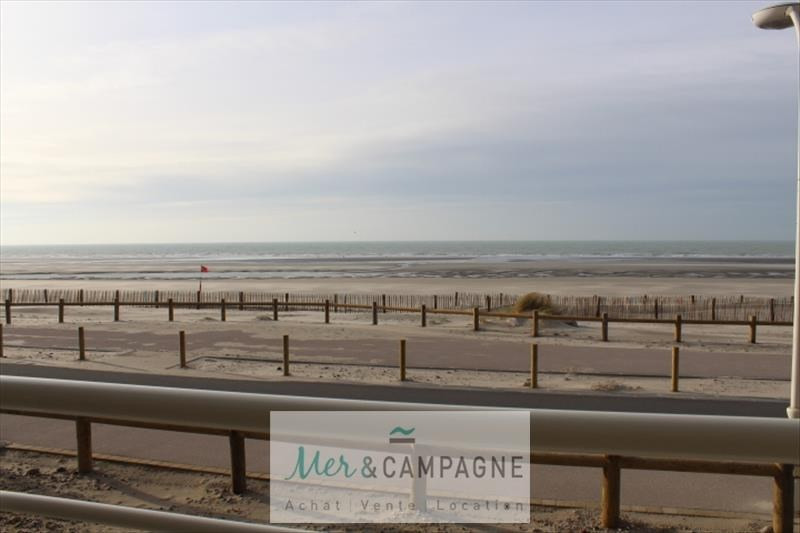 Sale apartment Fort mahon plage 338 000€ - Picture 1