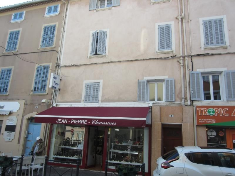Rental apartment La seyne sur mer 380€ CC - Picture 1