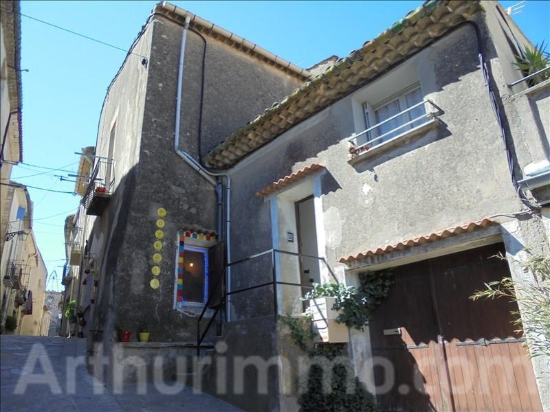 Sale building St jean de fos 140000€ - Picture 1