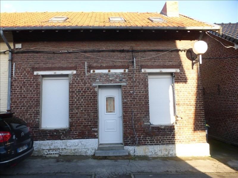Vente maison / villa Burbure 54500€ - Photo 1