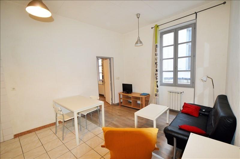 Verkoop  appartement Avignon intra muros 99000€ - Foto 1