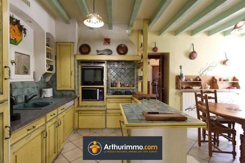 Deluxe sale house / villa Dolomieu 372600€ - Picture 4