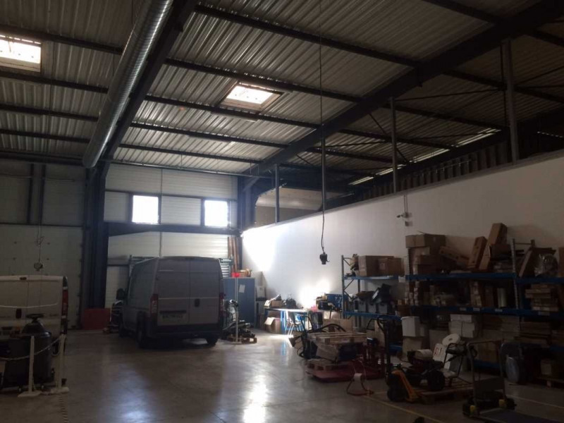 Location Local d'activités / Entrepôt Gardanne 0