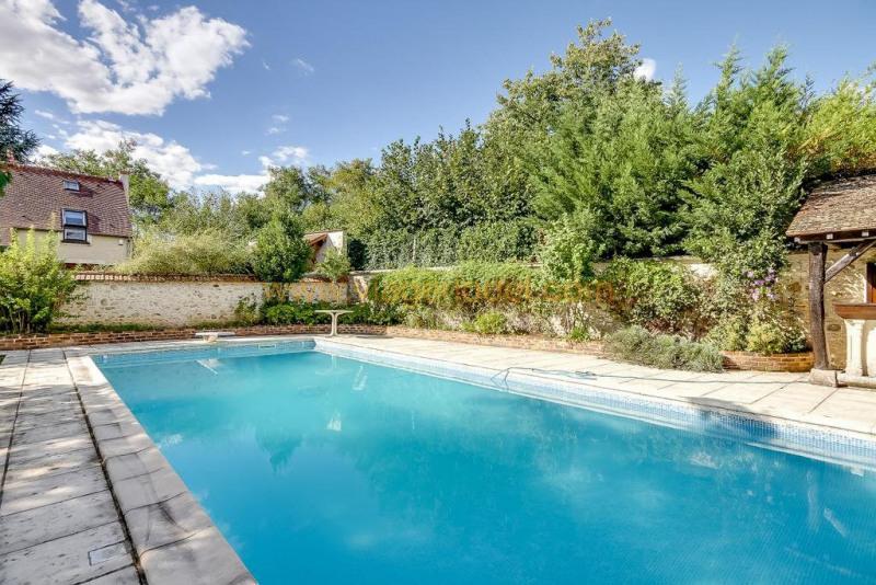 Vente maison / villa Saint-germain-sur-école 840000€ - Photo 1