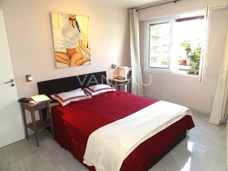 Vente de prestige appartement Juan-les-pins 546000€ - Photo 7