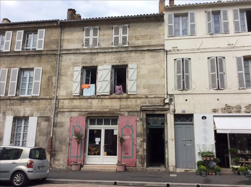 Vente immeuble Rochefort 262500€ - Photo 1