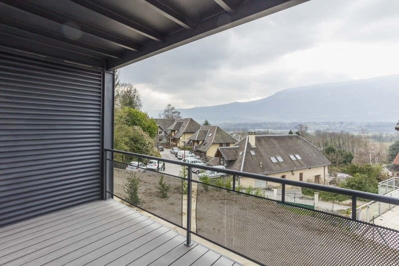 Vente appartement Voglans 278000€ - Photo 1