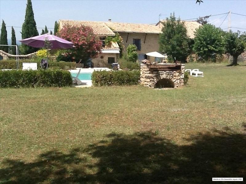Immobile residenziali di prestigio casa Goudargues 550000€ - Fotografia 11