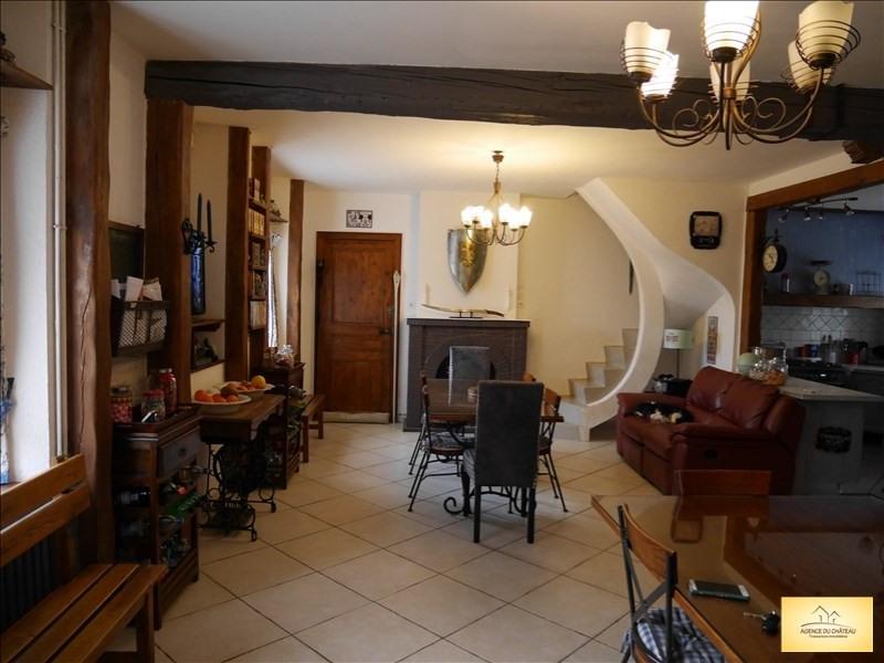 Sale house / villa Longnes 353000€ - Picture 2