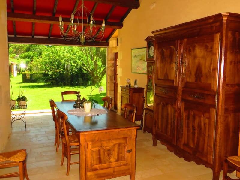 Vente maison / villa Nieul-sur-l'autise 393000€ - Photo 4