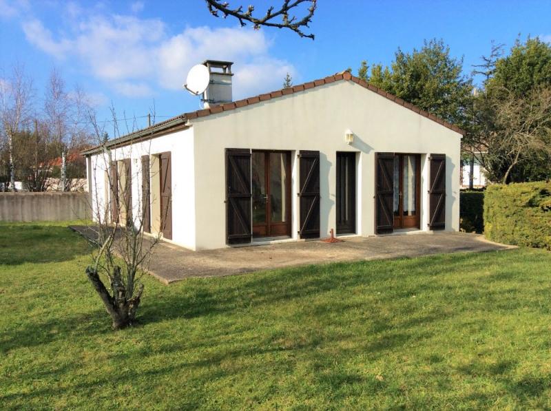 Sale house / villa Chaillevette 212500€ - Picture 1
