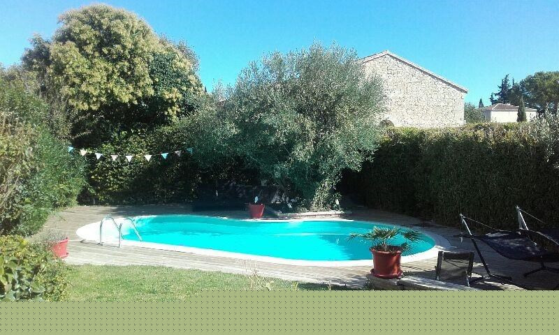 Vente maison / villa Valergues 388 500€ - Photo 2