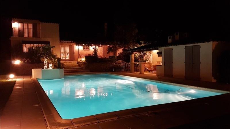 Vente de prestige maison / villa Puyricard 740000€ - Photo 1