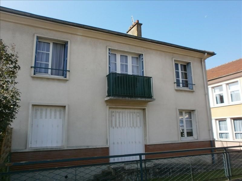 Sale apartment Villers cotterets 109 000€ - Picture 1