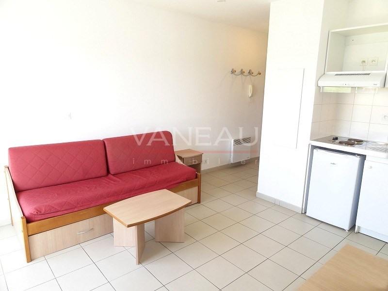 Produit d'investissement appartement Biot 65000€ - Photo 3