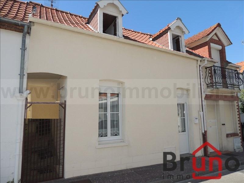 Vente maison / villa Le crotoy 125900€ - Photo 1