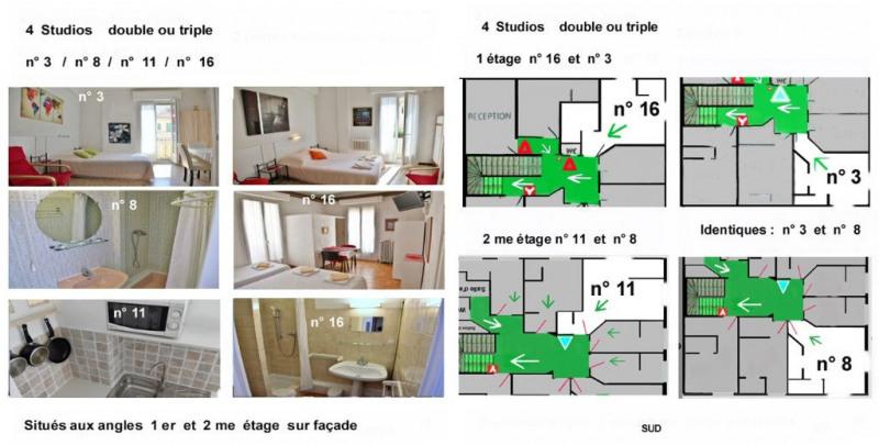 Vente de prestige immeuble Nice 1480000€ - Photo 4