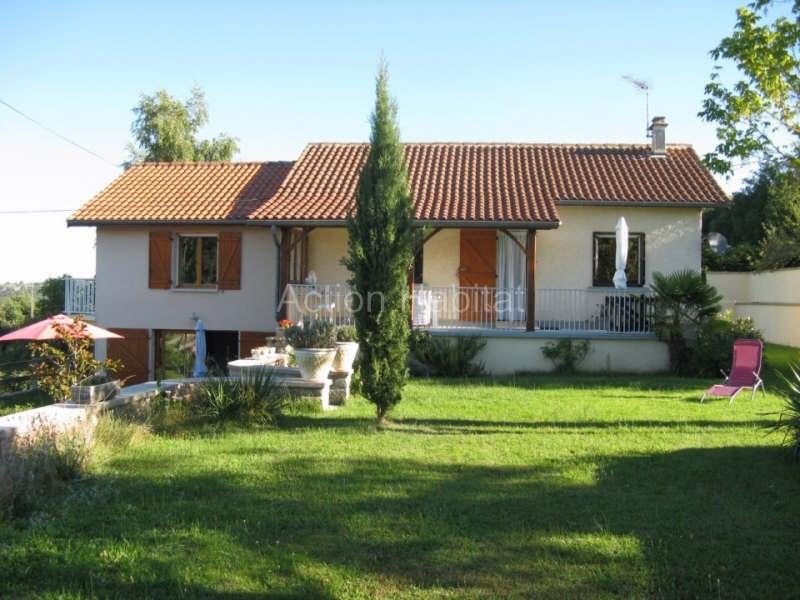 Vente maison / villa Najac 249000€ - Photo 1