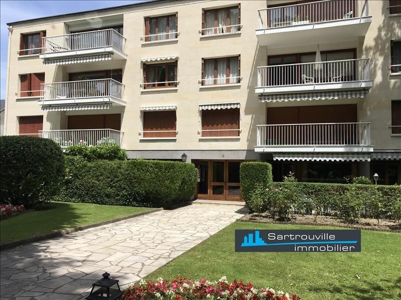Revenda apartamento Maisons laffitte 59500€ - Fotografia 1