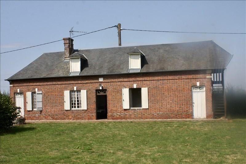 Vente maison / villa Conches en ouche 92000€ - Photo 1