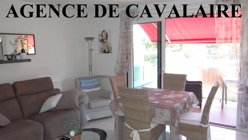 Vente appartement Cavalaire 190 000€ - Photo 1