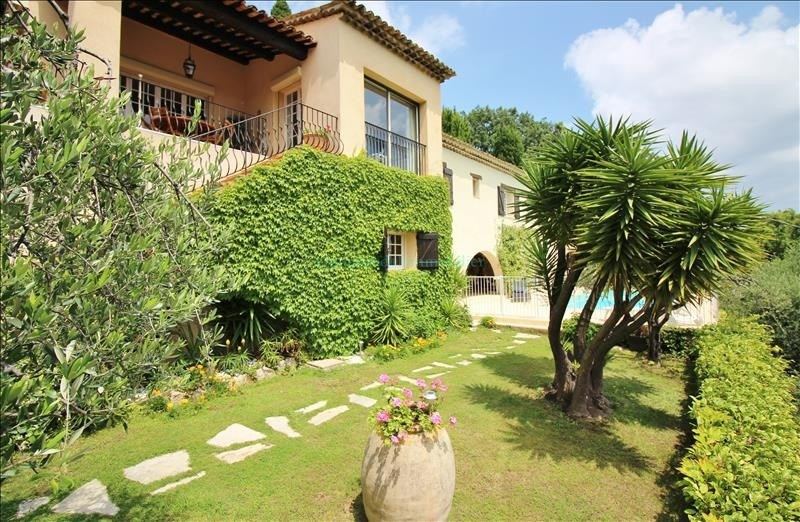 Vente de prestige maison / villa Peymeinade 850000€ - Photo 12