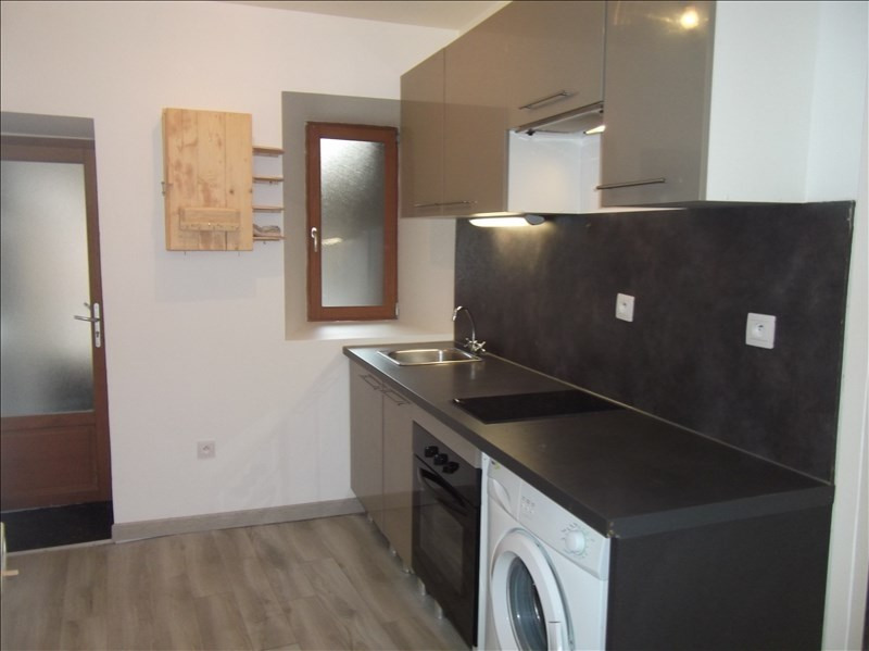 Location appartement Yenne centre 350€ CC - Photo 4