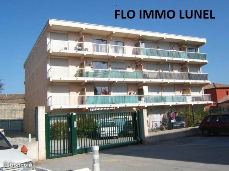 Vente appartement Lunel 65000€ - Photo 1