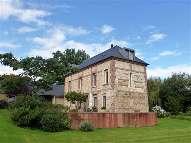 Deluxe sale house / villa Pennedepie 650000€ - Picture 1