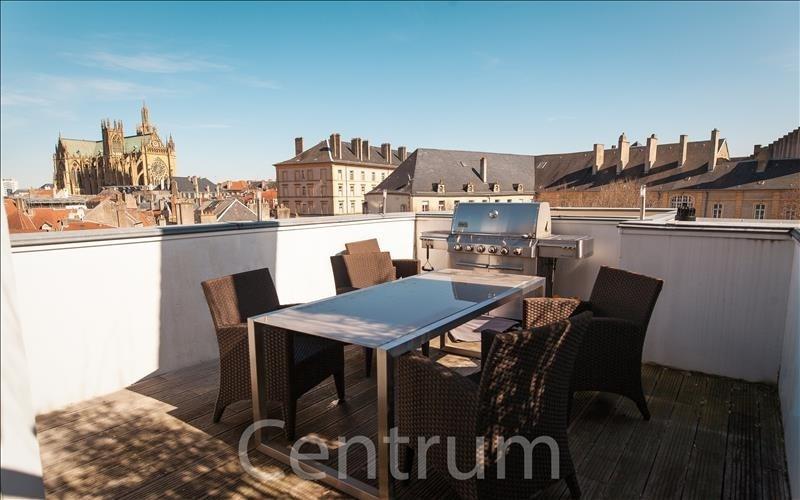 Verkoop  appartement Metz 495000€ - Foto 2