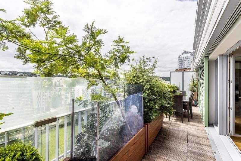 Deluxe sale apartment Boulogne billancourt 1165000€ - Picture 4