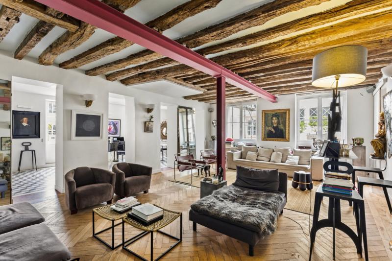 Vente de prestige appartement Paris 7ème 4950000€ - Photo 3