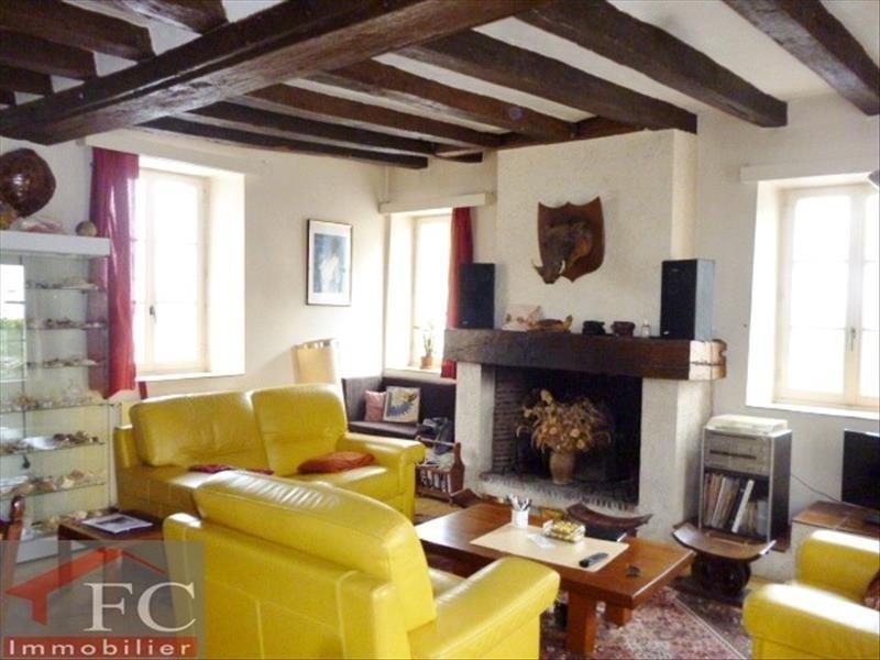 Vente maison / villa Monthodon 171500€ - Photo 2