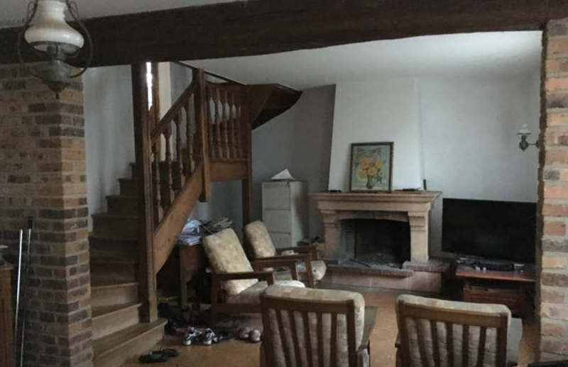 Vente maison / villa Meru 143600€ - Photo 2