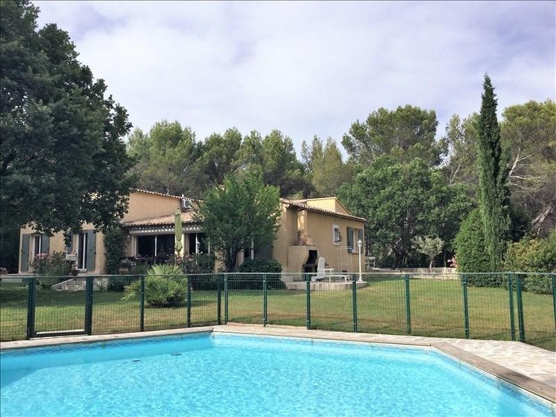 Deluxe sale house / villa Lambesc 690000€ - Picture 1