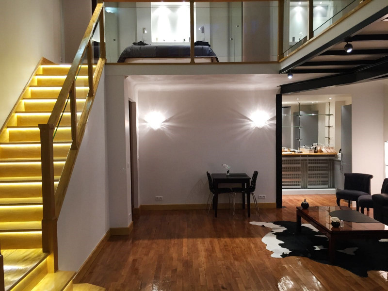 Deluxe sale loft/workshop/open plan Paris 8ème 1 560 000€ - Picture 4