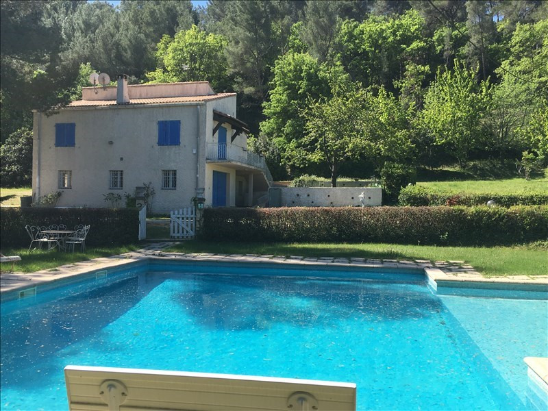 Vente de prestige maison / villa Simiane collongue 765 000€ - Photo 1