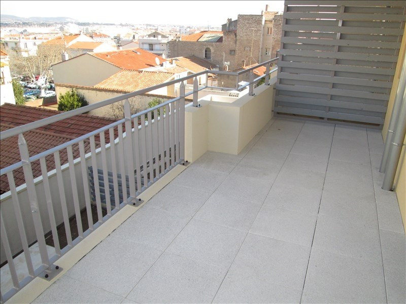Location appartement Sete 695€ CC - Photo 1