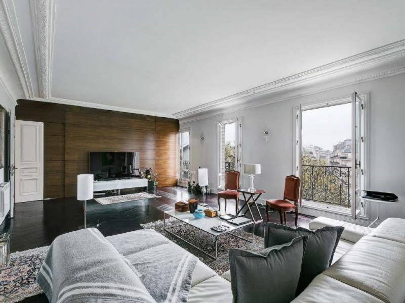 Verkoop van prestige  appartement Paris 8ème 4800000€ - Foto 1