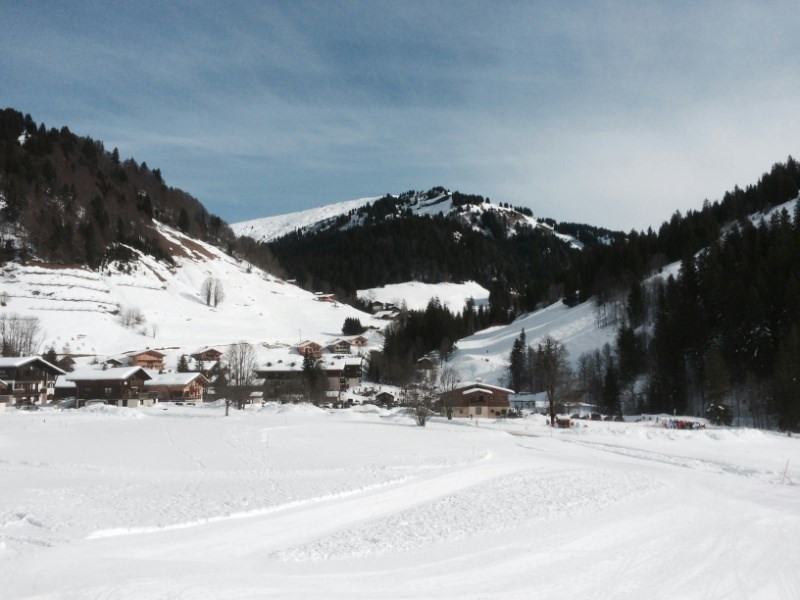 le hameau des portes du mont blanc programme immobilier neuf la giettaz