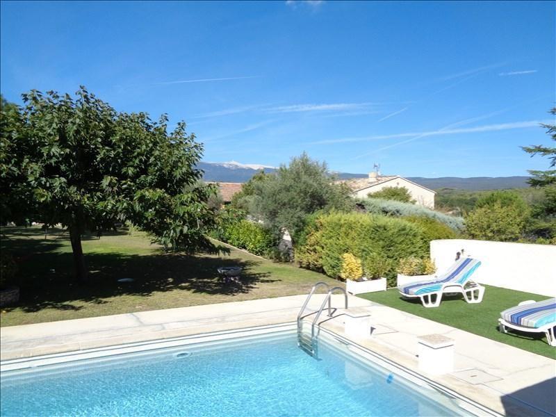 Vente maison / villa Mormoiron 354500€ - Photo 1