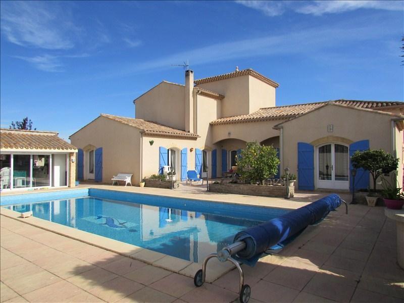 Vente de prestige maison / villa Serignan 590000€ - Photo 3
