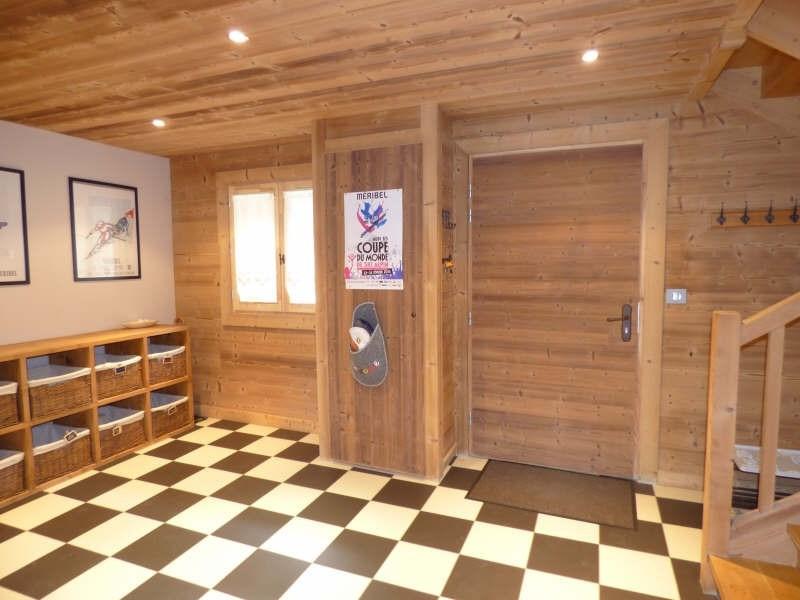 Deluxe sale house / villa Meribel 1100000€ - Picture 10