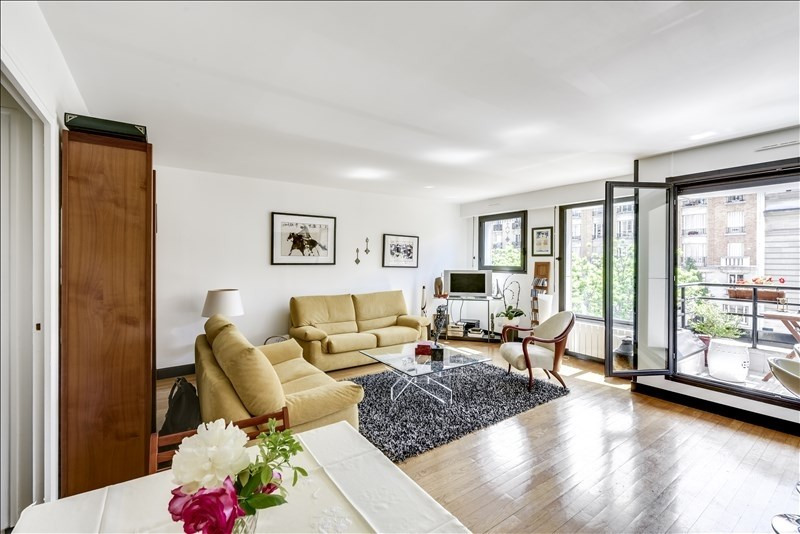 Sale apartment Clichy 477000€ - Picture 2