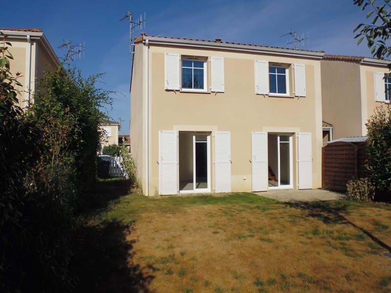Vente maison / villa Poitiers 157000€ -  1
