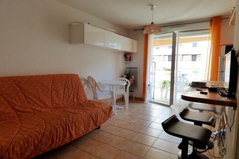 Vente appartement Valras plage 99000€ - Photo 7