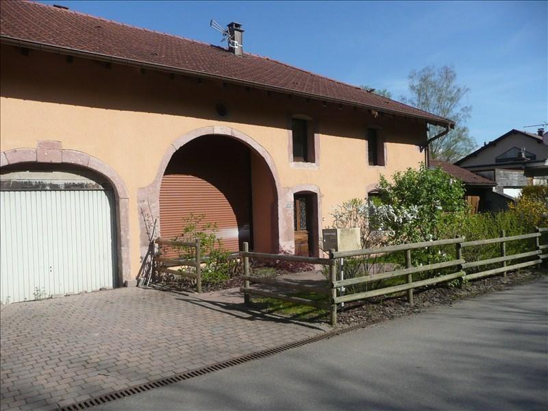 Location maison / villa Etival clairefontaine 700€ +CH - Photo 1