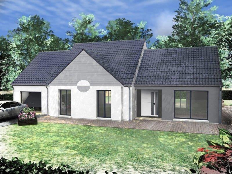 Maison  5 pièces + Terrain 1500 m² Bosc-Roger-en-Roumois par RESIDENCES INTER ROUEN