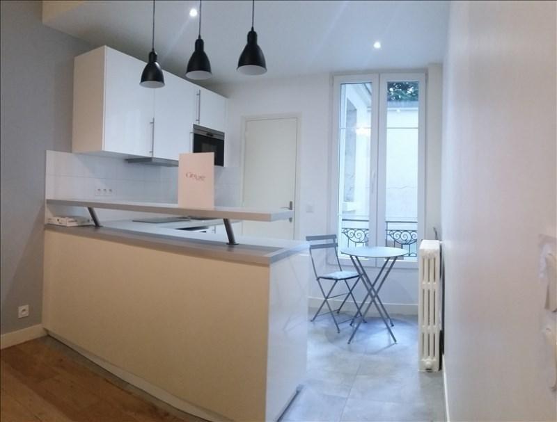 Sale apartment Paris 19ème 169000€ - Picture 1